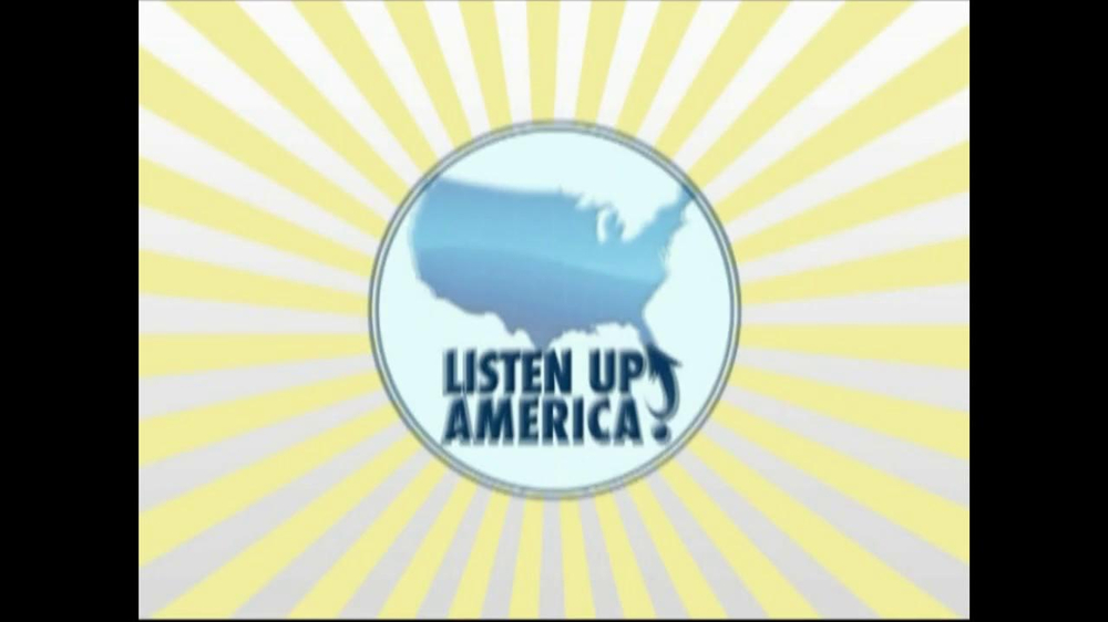 Listen Up America TV Spot, 'Life Insurance Policies' - Screenshot 1