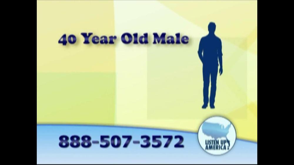 Listen Up America TV Spot, 'Life Insurance Policies' - Screenshot 7