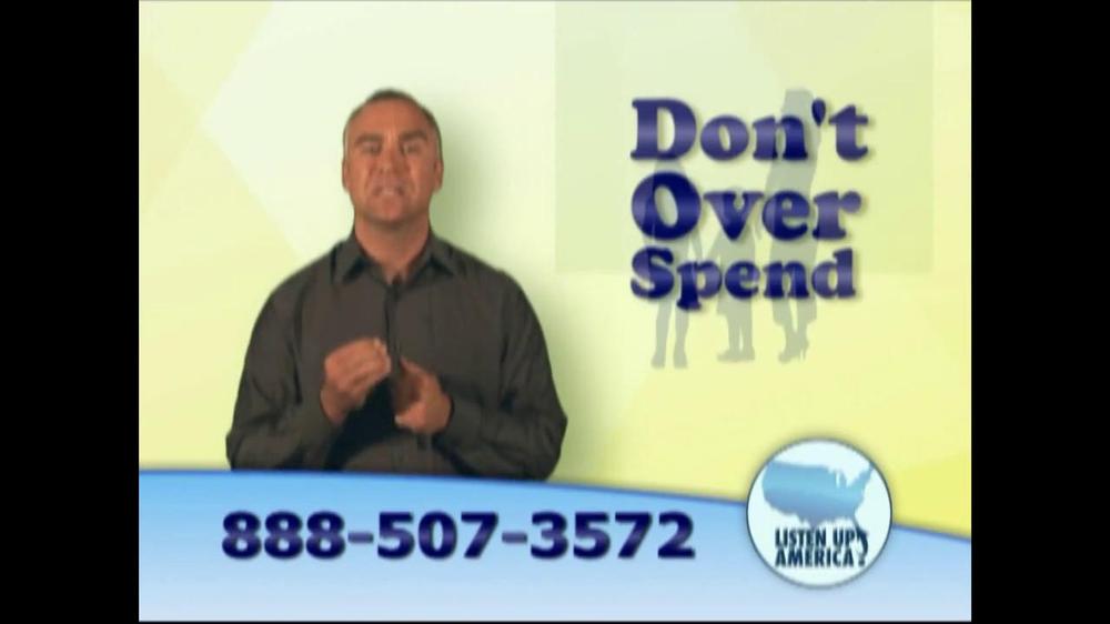 Listen Up America TV Spot, 'Life Insurance Policies' - Screenshot 9