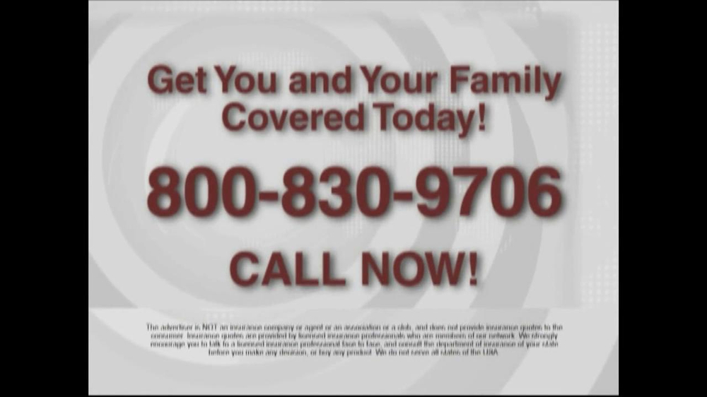 Health Insurance Hotline TV Spot For Health Insurance Update - Screenshot 10