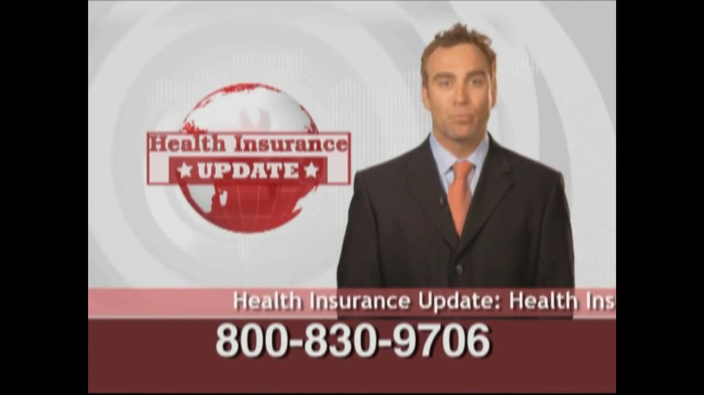 Health Insurance Hotline TV Spot For Health Insurance Update - Screenshot 2