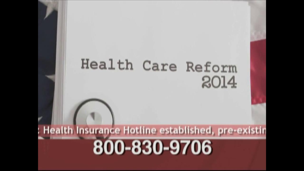 Health Insurance Hotline TV Spot For Health Insurance Update - Screenshot 3