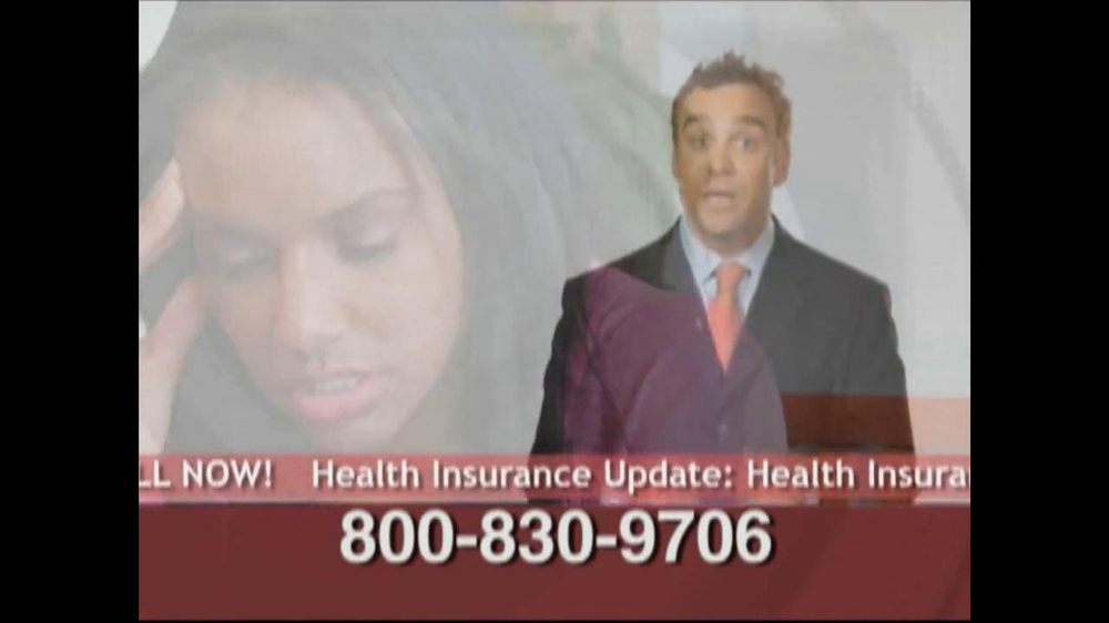 Health Insurance Hotline TV Spot For Health Insurance Update - Screenshot 5