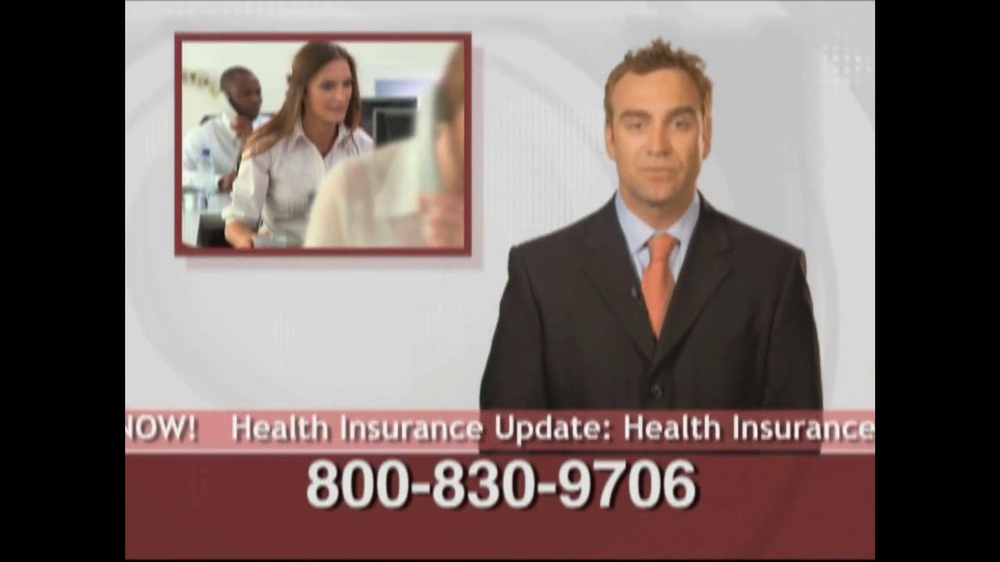 Health Insurance Hotline TV Spot For Health Insurance Update - Screenshot 8