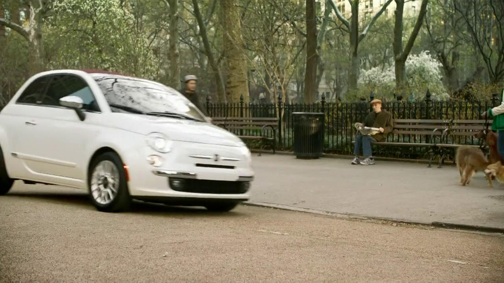 FIAT 500 TV Spot, 'Immigrants' Song by Pitbull Featuring Arianna - Screenshot 10