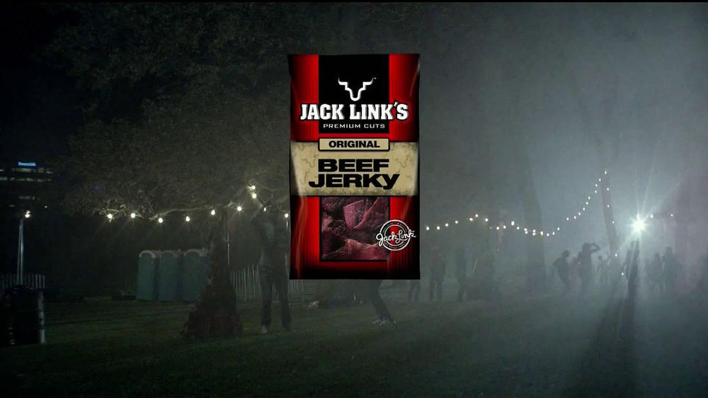 Jack Link's Beef Jerky TV Spot For Glo Sticks - Screenshot 1