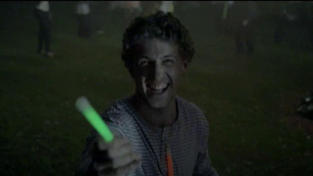 Jack Link's Beef Jerky TV Spot For Glo Sticks - Screenshot 6