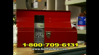 Flex Seal TV Spot, 'For The Toughest Leaks'
