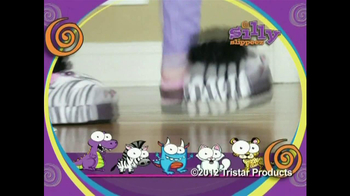 Silly Slippeez TV Spot for Slippers That Pop To Life - Thumbnail 1