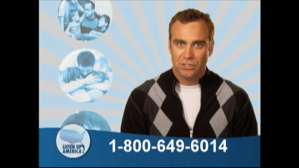 Listen Up America TV Spot, 'Health Insurance Helpline' - Screenshot 4