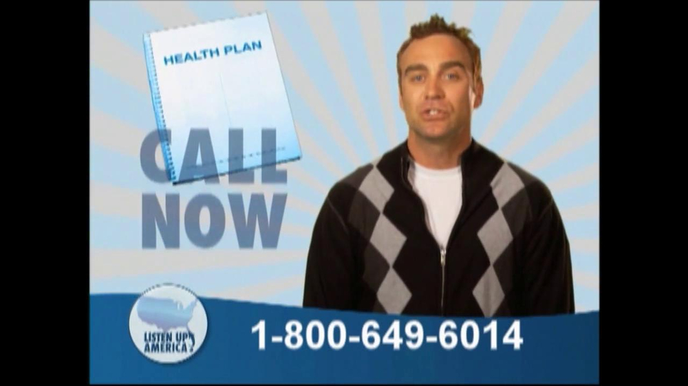 Listen Up America TV Spot, 'Health Insurance Helpline' - Screenshot 8
