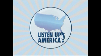 Listen Up America TV Spot, 'Health Insurance Helpline' - Thumbnail 1