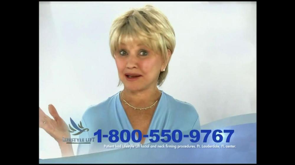 Lifestyle lift tv spot featuring linda screenshot 5