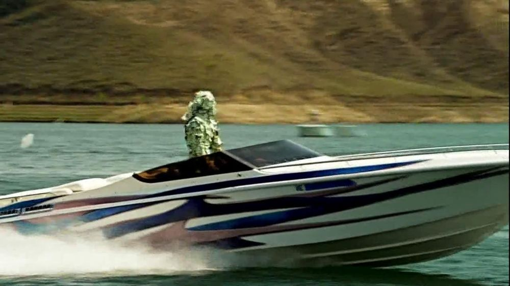 GEICO TV Spot, 'Money Man: Boat' - Screenshot 3