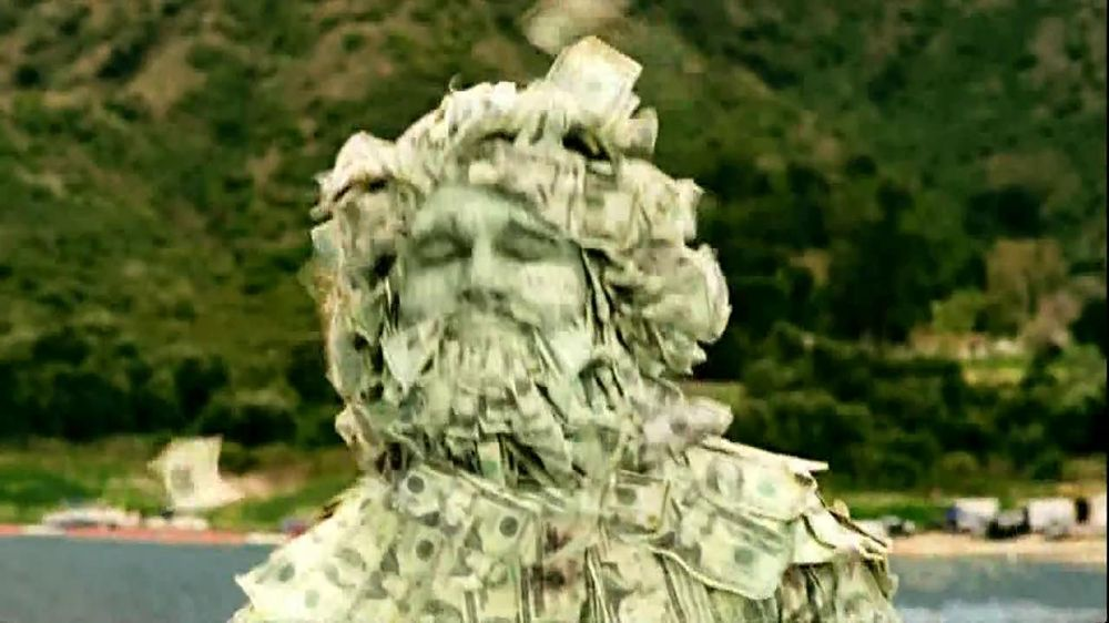 GEICO TV Spot, 'Money Man: Boat' - Screenshot 7