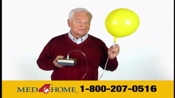 Med 4 Home TV Spot For Portable Nebulizer - Thumbnail 4