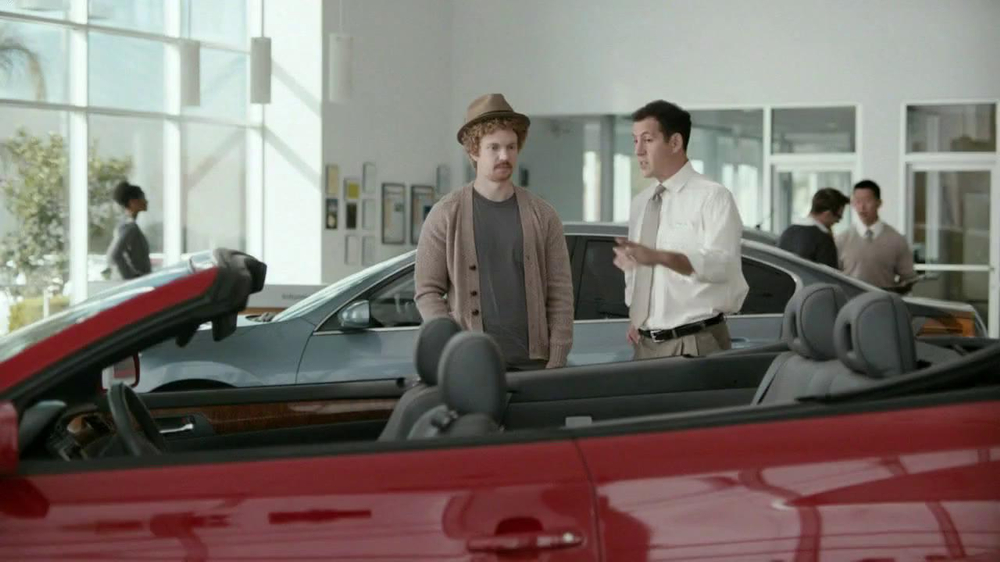 Cars.com TV Spot, 'Singing Harmonica Hat Confidence' - Screenshot 1