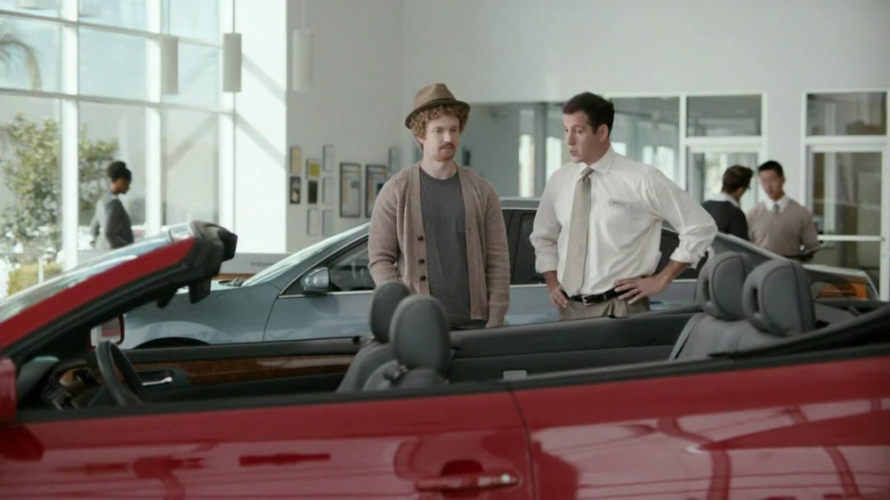 Cars.com TV Spot, 'Singing Harmonica Hat Confidence' - Screenshot 2
