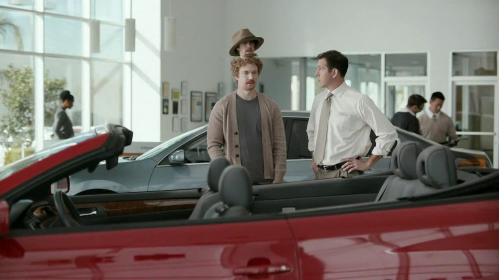 Cars.com TV Spot, 'Singing Harmonica Hat Confidence' - Screenshot 3