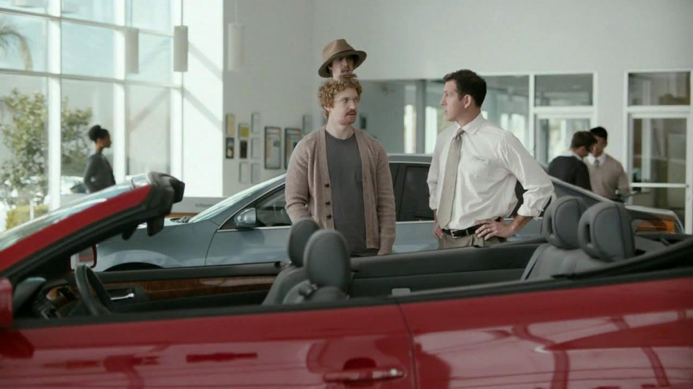 Cars.com TV Spot, 'Singing Harmonica Hat Confidence' - Screenshot 4