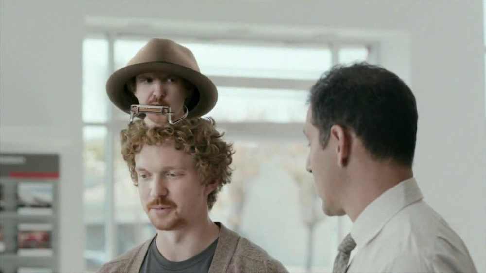 Cars.com TV Spot, 'Singing Harmonica Hat Confidence' - Screenshot 6