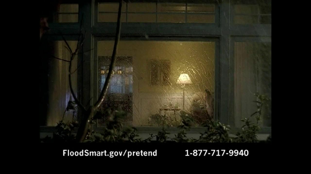 National Flood Insurance Program TV Spot - Screenshot 1