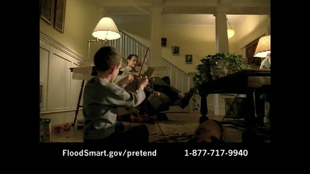 National Flood Insurance Program TV Spot - Screenshot 2
