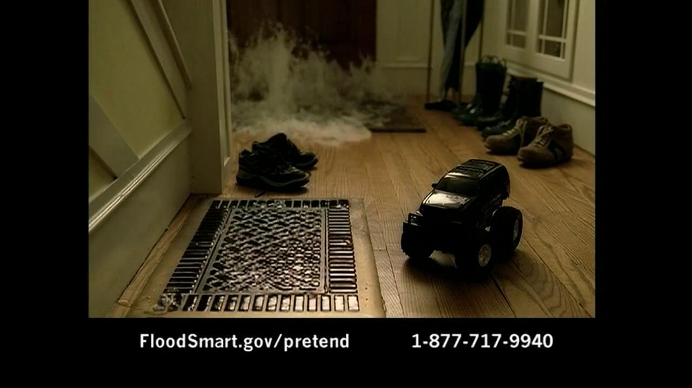 National Flood Insurance Program TV Spot - Screenshot 3