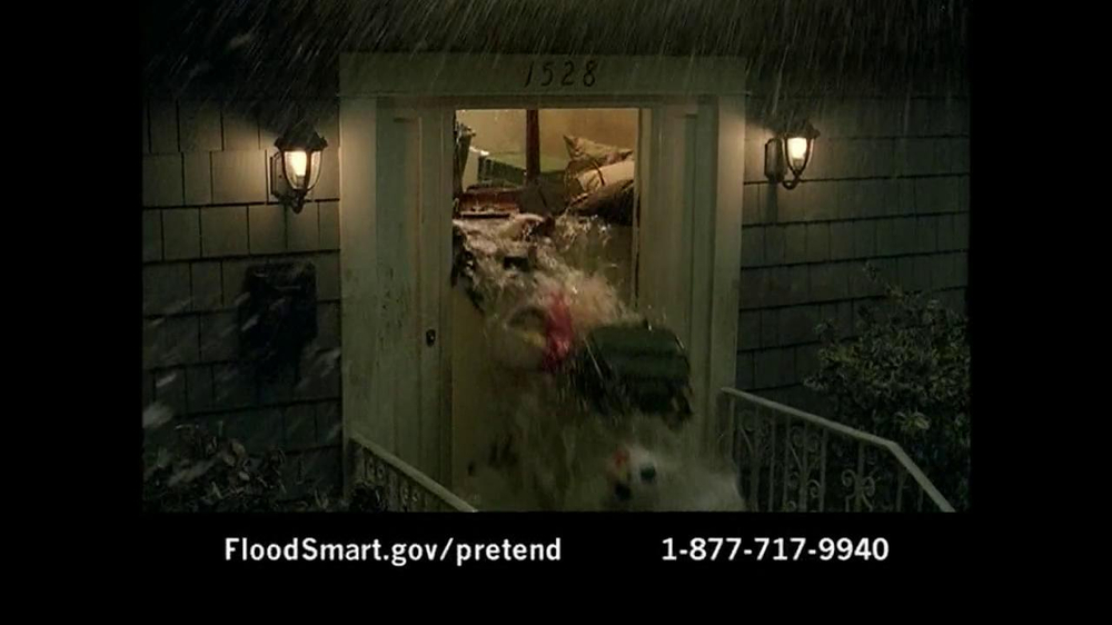 National Flood Insurance Program TV Spot - Screenshot 8