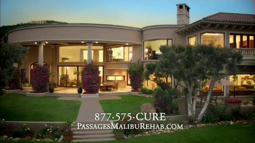 Passages malibu tv commercial for ceo message for Passages malibu