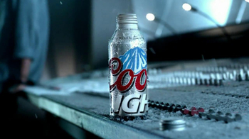Coors TV Spot For In The Studio With Ice Cube