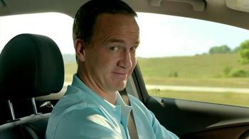 Buick Verano TV Spot, 'Papa Bear' Featuring Peyton Manning