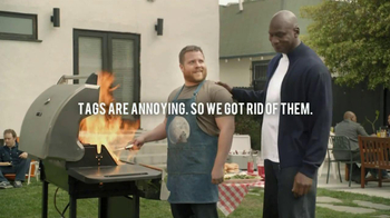 Hanes TV Spot For Annoying Tags Grill
