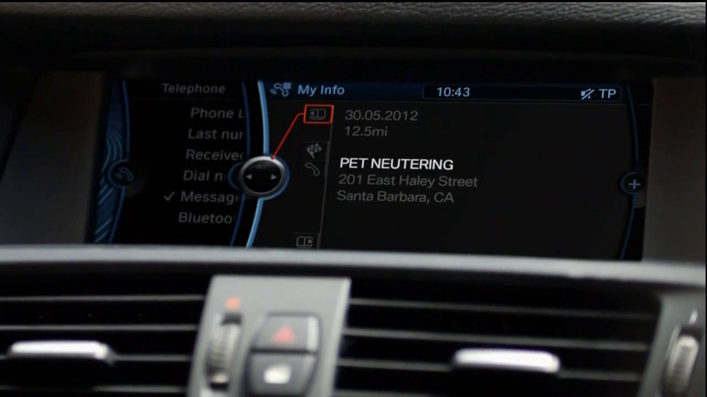 BMW TV Spot, 'Neutering' - Screenshot 6