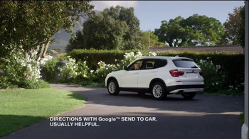 BMW TV Spot, 'Neutering' - Thumbnail 9
