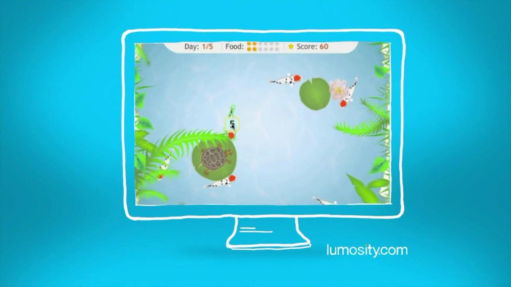 Lumosity TV Spot, 'Emily' - Screenshot 10