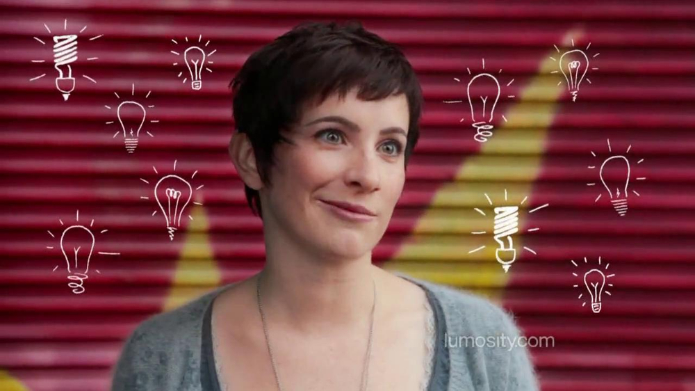 Lumosity TV Spot, 'Emily' - Screenshot 3