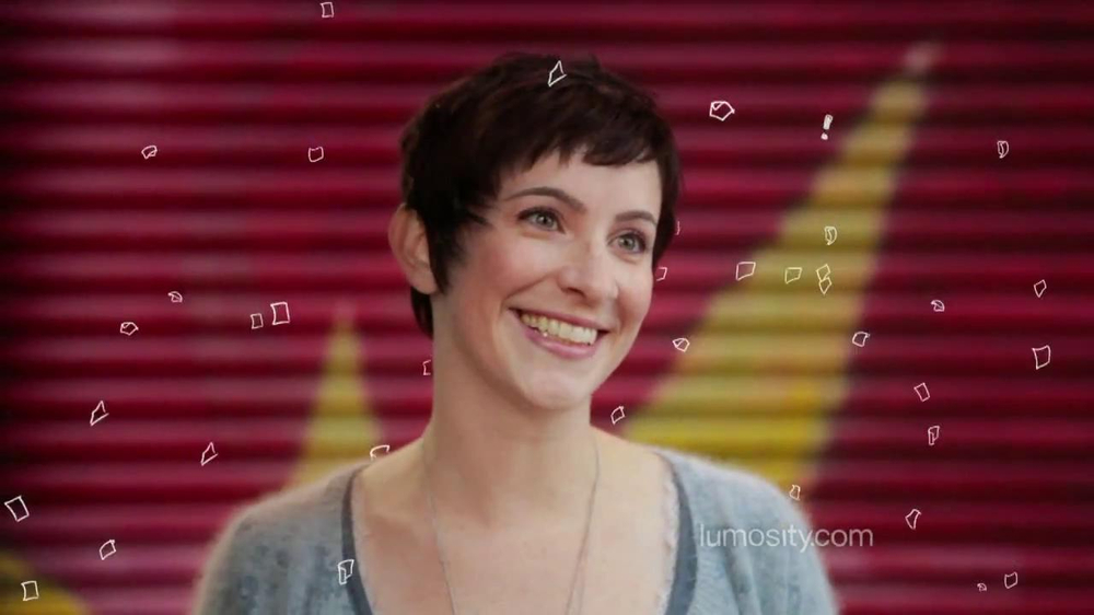 Lumosity TV Spot, 'Emily' - Screenshot 6