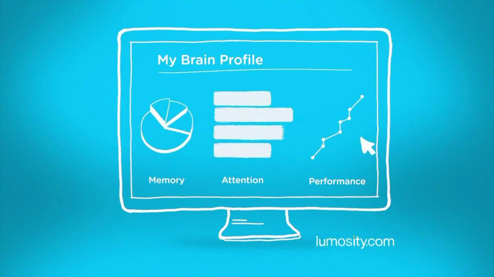 Lumosity TV Spot, 'Emily' - Screenshot 8