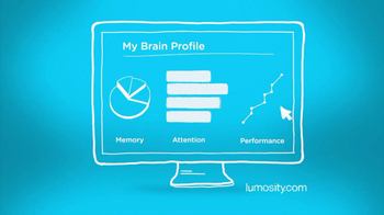 Lumosity TV Spot, 'Emily' - Thumbnail 8