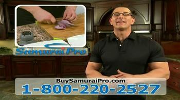 Samuri Pro TV Spot for Samuri pro Featuring Robert Irvine