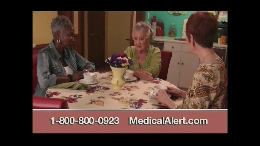 Medical Alert TV Spot For Medical Alert - Screenshot 2
