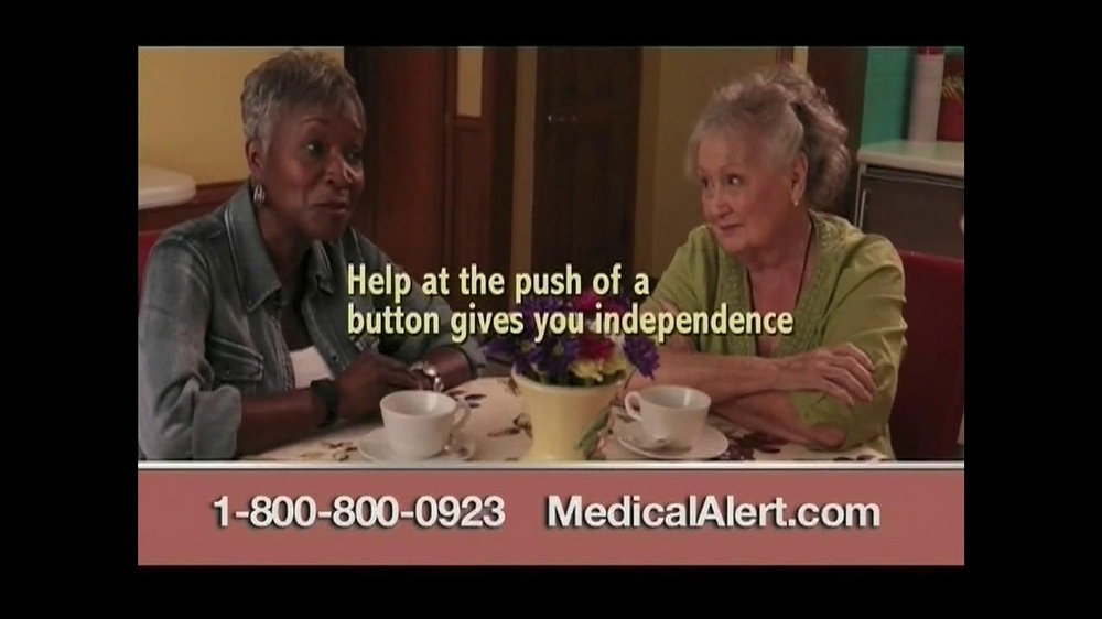 Medical Alert TV Spot For Medical Alert - Screenshot 3
