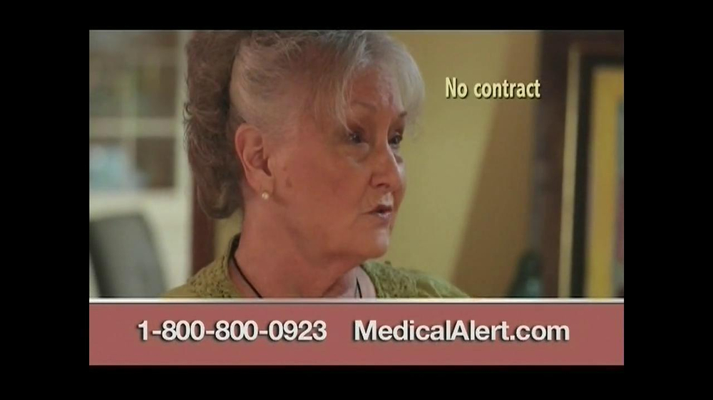 Medical Alert TV Spot For Medical Alert - Screenshot 5