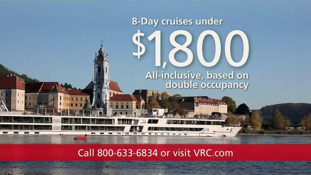 Viking River Cruises Tv Commercial For 8 Day Cruises Ispot Tv