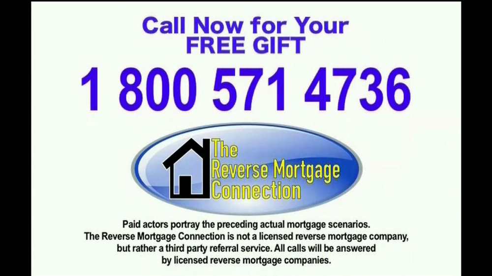 The Reverse Mortgage Connection TV Spot  - Screenshot 10