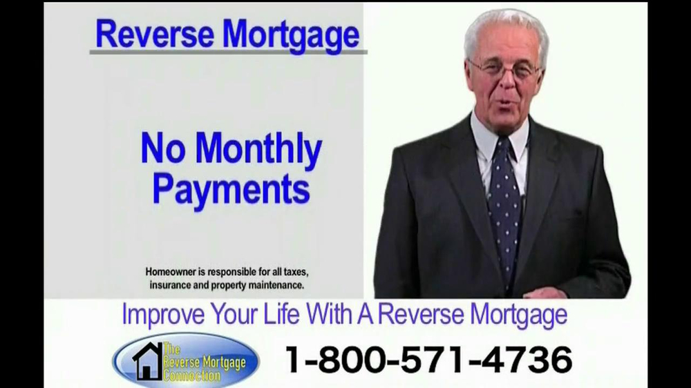 The Reverse Mortgage Connection TV Spot  - Screenshot 2