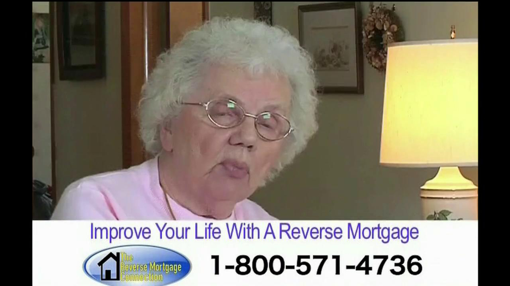The Reverse Mortgage Connection TV Spot  - Screenshot 4