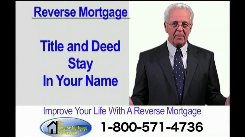 The Reverse Mortgage Connection TV Spot  - Screenshot 7