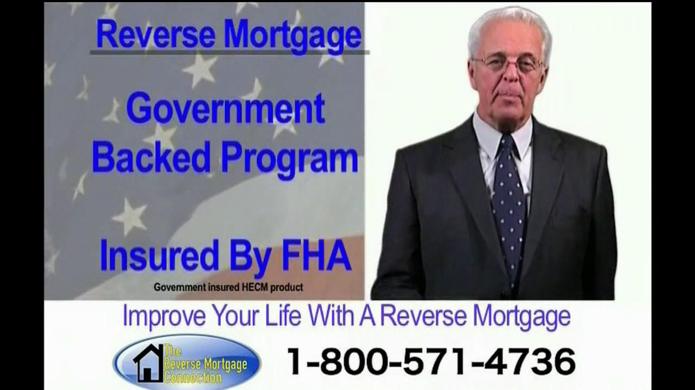 The Reverse Mortgage Connection TV Spot  - Screenshot 8
